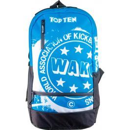 Top Ten batoh Olympiáda 2020 WAKO - modrá/bílá modrá