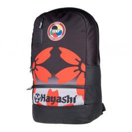 Hayashi batoh Olympiáda 2020 WKF - černá černá
