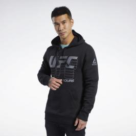 Reebok UFC FG mikina - černá černá S