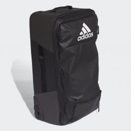taška adidas na kolečkách - TEAM TROLLEY černá