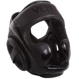 Venum Elite přilba - univerzální velikost černá
