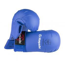 Hayashi karate chrániče s palcem WKF Tsuki - modrá modrá S