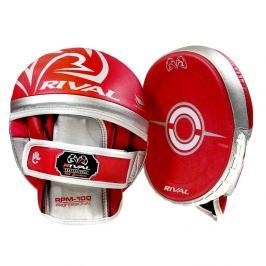 Lapy Rival Professional - červená/stříbrná červená