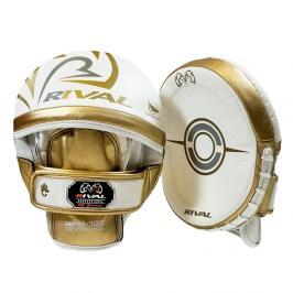 Lapy Rival Professional - bílá/zlatá bílá