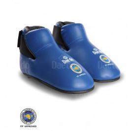 Chrániče nohou Daedo ITF - modrá modrá S