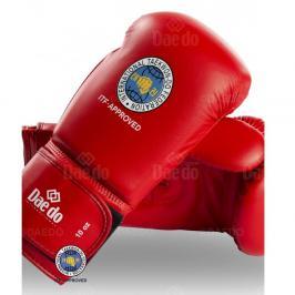 Boxerské rukavice Daedo ITF - červená červená 10