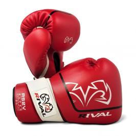 Boxerské rukavice Rival Super 2.0 - červená červená 16