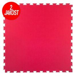 Trocellen tatami MMA II. JAKOST 3,5 cm červená/černá černá