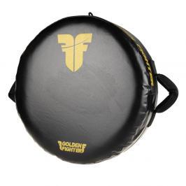 Fighter lapa kulatá velká - Golden Fighter černá