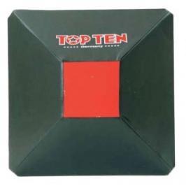 Kónický polštář Top Ten černá