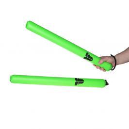 Boxerské obušky Fighter Deluxe - zelená zelená