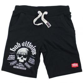 Kraťasy Bad Villains Yakuza Premium - černá černá M