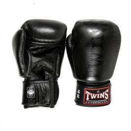 Boxerské rukavice Twins - černá černá 10