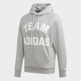 adidas mikina - šedá šedá M