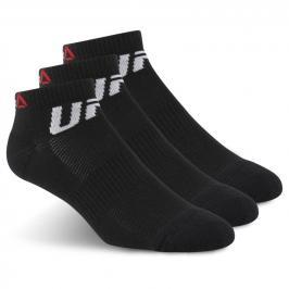 Reebok ponožky Fan UFC - černá černá 46-48