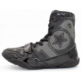 Boxerská obuv Top Ten - černá černá 40