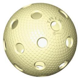 Florbalový míček Tempish Trix žlutý