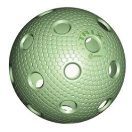 Florbalový míček Tempish Trix zelený