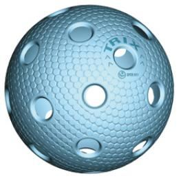 Florbalový míček Tempish Trix modrý