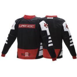 Florbalový brankářský dres Unihoc Summit Black/Red
