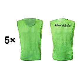 5x Rozlišovací dres SportObchod
