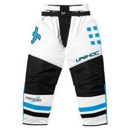 Kalhoty Unihoc Feather Bílo-modrá