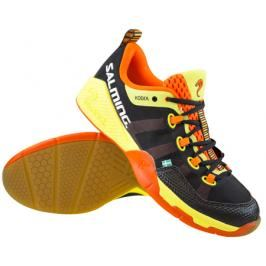 Salming Kobra Men Black/Orange sálová obuv