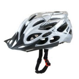 Inline helma Tempish Safety stříbrná