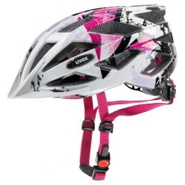 Uvex AIR WING WHITE-PINK 2020