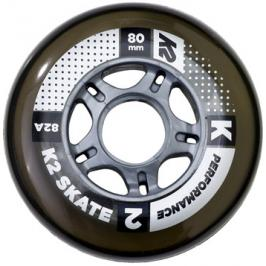 Inline kolečka K2 80 mm 4 ks
