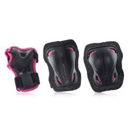 Inline chrániče Rollerblade Bladegear Junior Pink