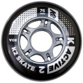 Inline kolečka K2 76 mm 8 ks