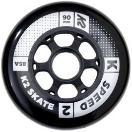 Inline kolečka K2 90 mm 8 ks