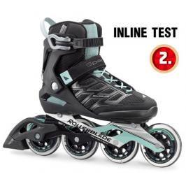 Inline brusle Rollerblade Spark 90 W Black/Blue
