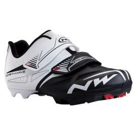 Northwave SPIKE EVO white-black