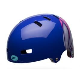 Dětská cyklistická helma BELL Span purpurová 2017