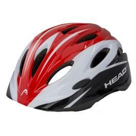 Dětská cyklistická helma Head Kid Y01 bílo-červená