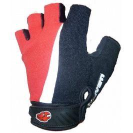 Cyklistické rukavice HAVEN Triple červené