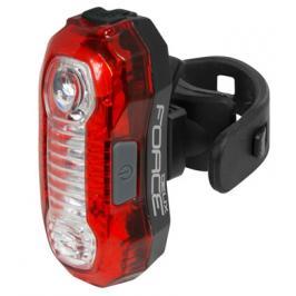 Zadní blikačka Force DEUX 5 LED, USB