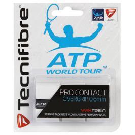 Vrchní omotávka Tecnifibre ATP Pro Contact White