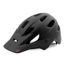 Dámská cyklistická helma GIRO Cartelle MIPS matná černá-růžová