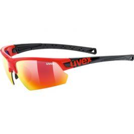 Cyklistické brýle Uvex Sportstyle 224 červeno-černé