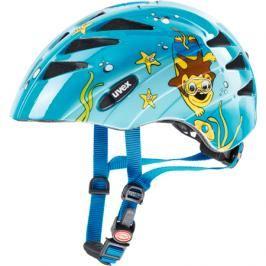 Dětská cyklistická helma Uvex Kid 1 mořský život