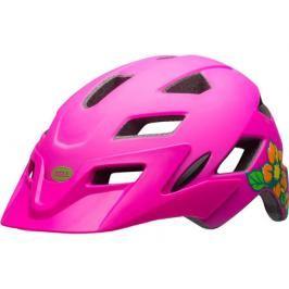 Dětská cyklistická helma BELL Sidetrack Child růžová 2017
