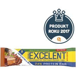 Nutrend Excelent Protein Bar + Caffeine 40 g