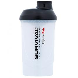 Šejkr Survival Transparentní 600 ml
