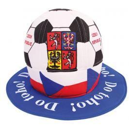 Klobouk fotbalový míč ČR