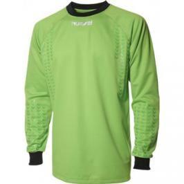 Hummel Basic Jersey dětský brankářský dres Jr zelená