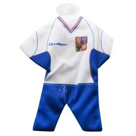 Fotbalový minidres ČR