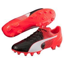 Kopačky Puma evoSPEED 3.5 Leather FG Red
